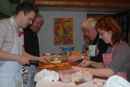 Cours de cuisine Westcapades FVRB