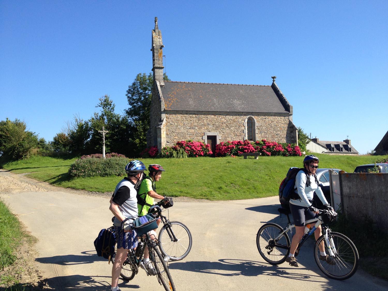 Visite vélo Bretagne - Abicyclette