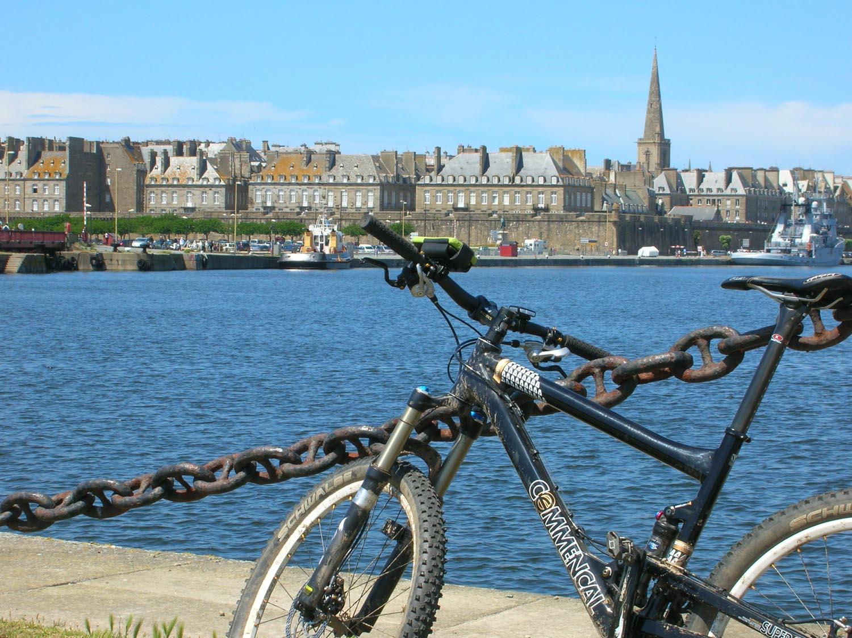 Saint Malo vélo - Abicyclette