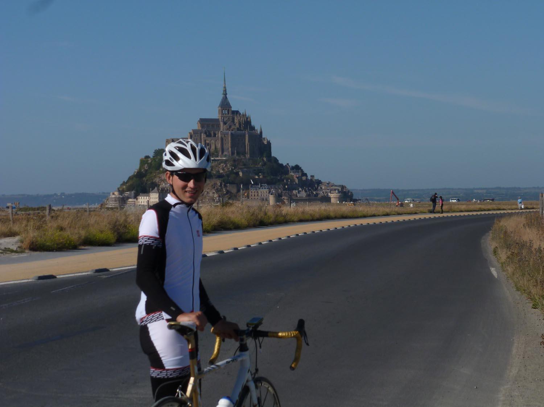 Mont Saint Michel à vélo - Abicyclette